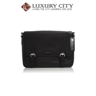 [Luxury City] Michael Kors Leather Bryant Messenger
