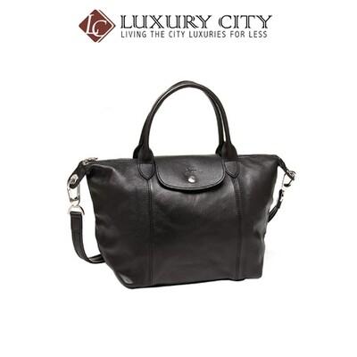 [Luxury City] Longchamp Bag Pliage Cuir Shoulder Bag