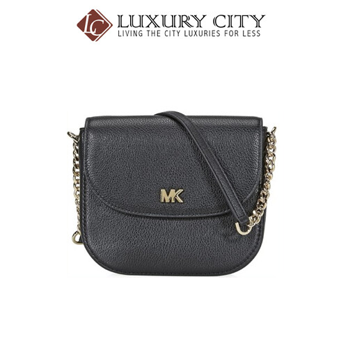 Michael Kors Mott Crossbody Bag MK-32S8GF5C0L (Black)