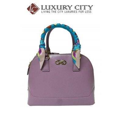 [Luxury City] Salvatore Ferragamo 599979 - Purple
