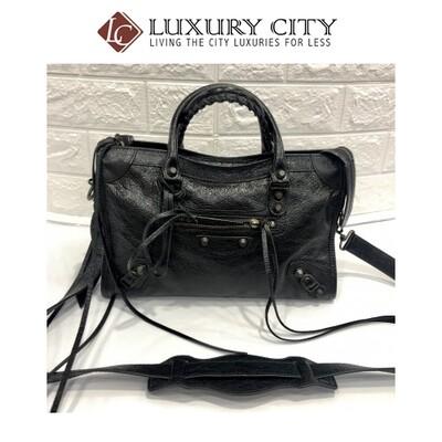 Balenciaga Women's Black Handbag