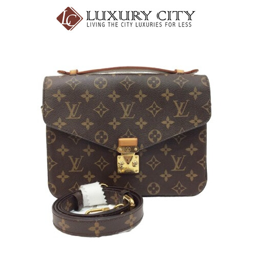 [Luxury City] Preloved Authentic Louis Vuitton Pochette Metis Condition 9/10