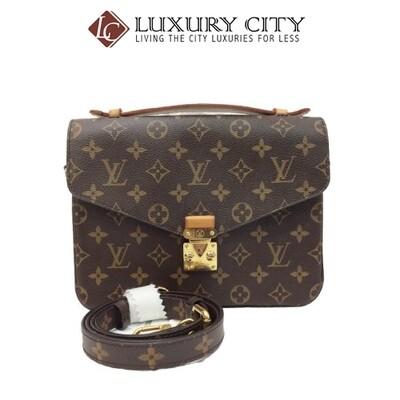 [Luxury City] Preloved Authentic Louis Vuitton Pochette Metis Condition 9/10