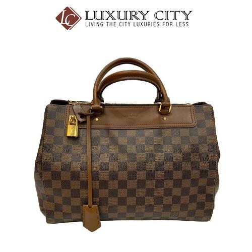 [Luxury City] Preloved Authentic Louis Vuitton Damier Ebene Handbag