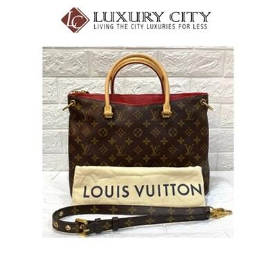 [Luxury City] Preloved Authentic Louis Vuitton Pallas Monogram Bag