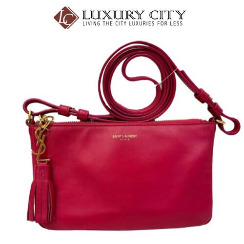 [Luxury City] Preloved Authentic Saint Laurent Crossbody Bag