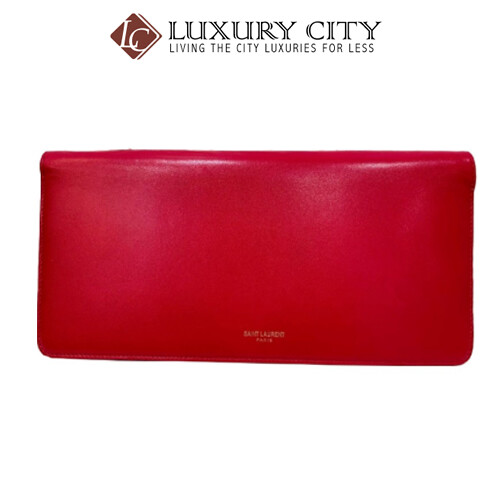 [Luxury City] Preloved Authentic Saint Laurent Clutch Bag