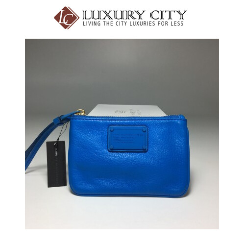 Marc by Marc Jacobs ELECTRO Q SMALL WRISTLET In Blu