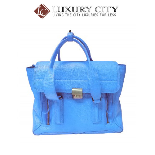 [Luxury City] Phillip Lim 01791BK - Light Blue