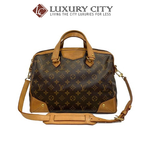 PRELOVED AUTHENTIC LOUIS VUITTON RETIRO PM MONOGRAM BAG