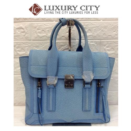 [Luxury City] Phillip Lim 01791BK - Blue