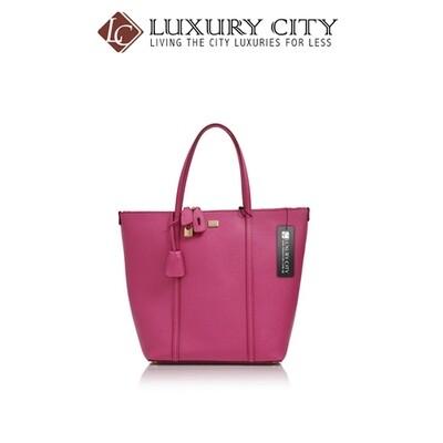 [Luxury City] Dolce & Gabbana St. Dauphine Leather Shopper