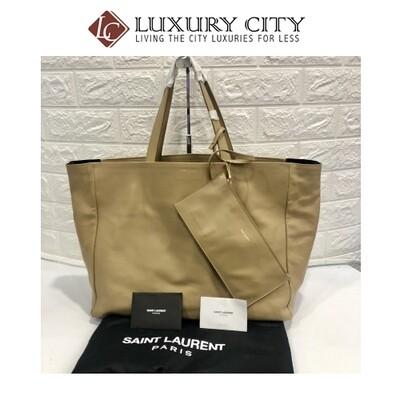 [Luxury City] Saint Laurent Double Sided Shopping Bag