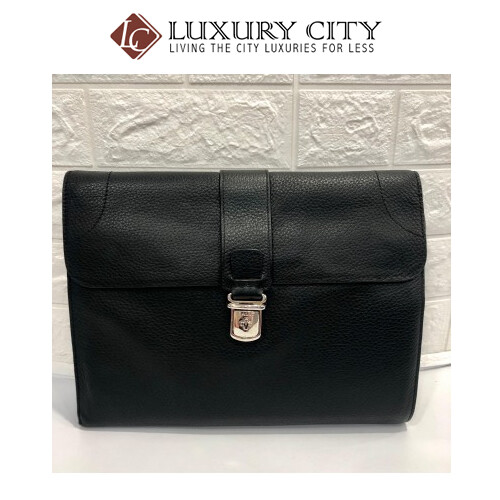 Bally Foldable Ipad Cover and Clutch bag-6184518