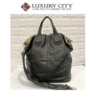 [Luxury City] Givenchy Nightingale Full Leather 2 ways bag
