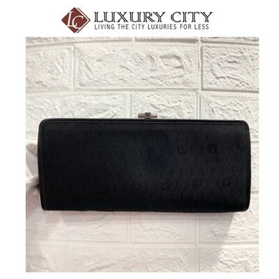 [Luxury City] Preloved Vintage Dior Fabric Clutch Bag