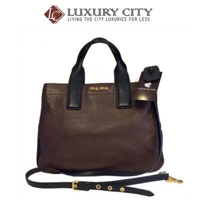 Preloved Authentic Miu Miu Handbag