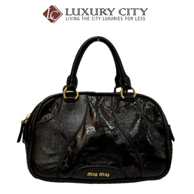 [Luxury City] Preloved Authentic Miu Miu Handbag