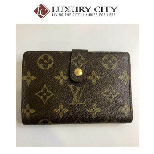 [Luxury City] Preloved Louis Vuitton Wallet