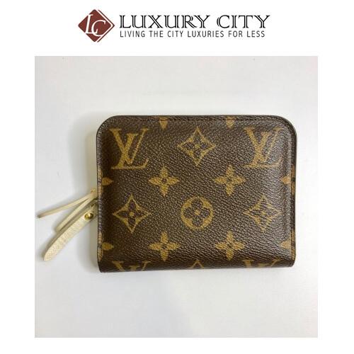 [Luxury City] Preloved Louis Vuitton Bifold Short Wallet