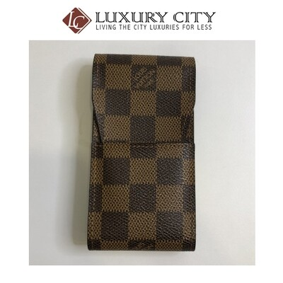 [Luxury City] Preloved Vintage Louis Vuitton Cigarette Case