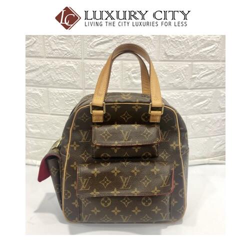 [Luxury City] Preloved Vintage Louis Vuitton Handcarry Bag