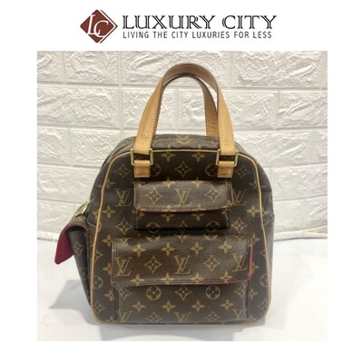 [Luxury City] Preloved Vintage Louis Vuitton Handcarry Bag