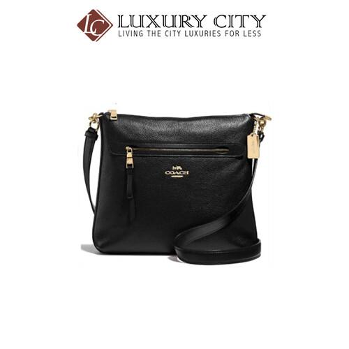 [Luxury City] Coach Mae Crossbody Coach-F34823 (Black)