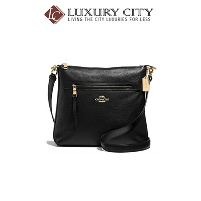 [Luxury City] Coach Mae Crossbody Coach-F34823 (Black)