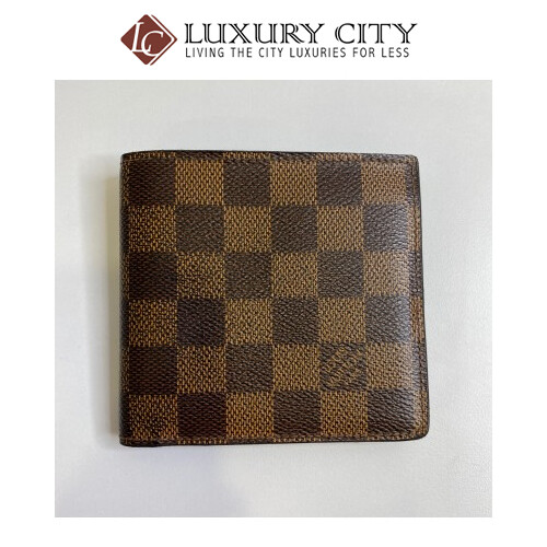 [Luxury City] Preloved Used Louis Vuitton Bifold Short Wallet