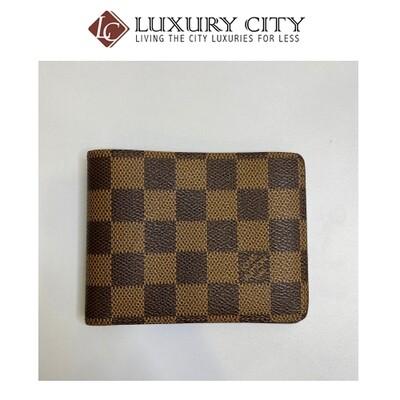 [Luxury City] Preloved Vintage Louis Vuitton Man Short Wallet
