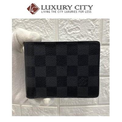 [Luxury City] Preloved Louis Vuitton Man Short Wallet