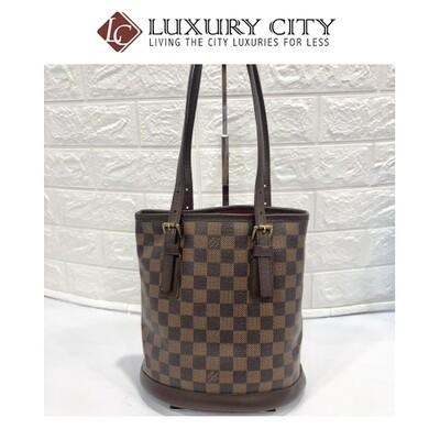 Preloved Vintage Louis Vuitton Bucket
