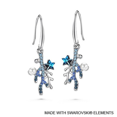 LUSH Coralyne Earrings