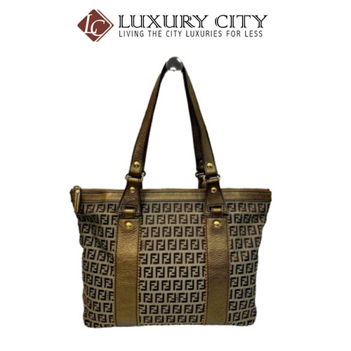 [Luxury City] Preloved Authentic Fendi Tote Bag