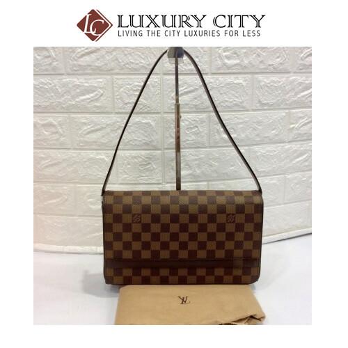 [Luxury City] Preloved Vintage Louis Vuitton Shoulder Carry Bag