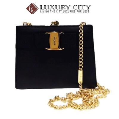 [Luxury City] Preloved Authentic Salvatore Ferragamo Crossbody