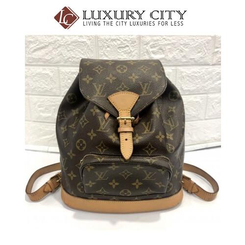 Preloved Louis Vuitton Monogram Backpack