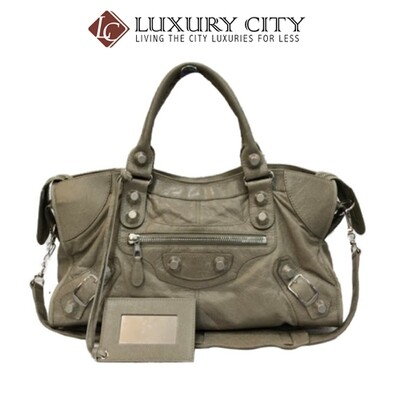 [Luxury City] Preloved Authentic Balenciaga Shoulder Bag