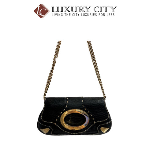 [Luxury City] Preloved Authentic Dolce And Gabbana Shoulder Bag