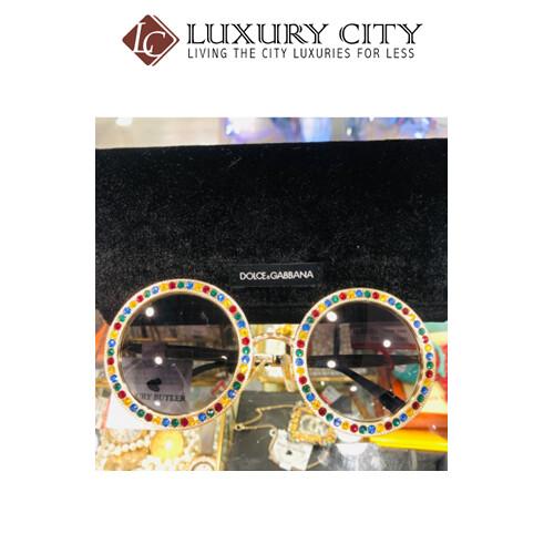 [Luxury City] Preloved Used D&G Sunglasses