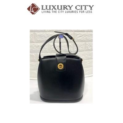 [Luxury City] Preloved Vintage Valentio Shoulder Carry Bag