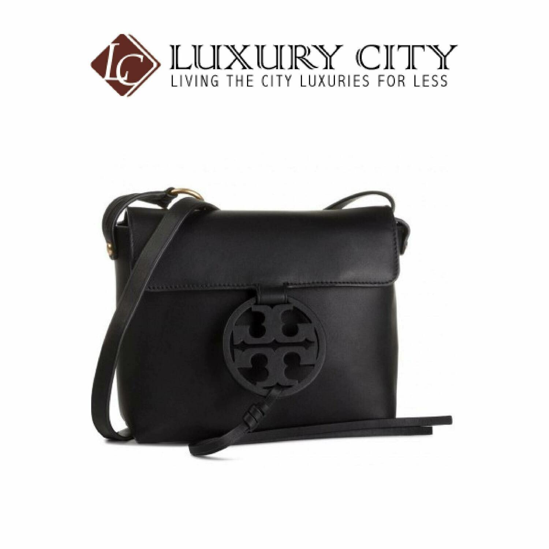 [Luxury City] Tory Burch Miller Crossbody Black Tory Burch Tory- 55185