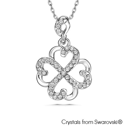 LUSH Lovable Clover Necklace