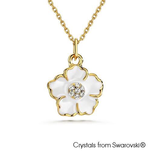 LUSH Floral Necklace