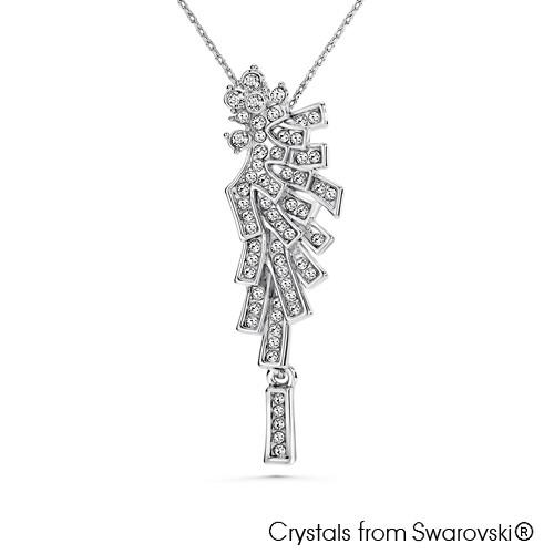 LUSH Angel Necklace