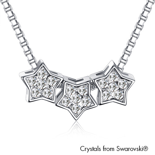 LUSH Twinkle Stars Necklace