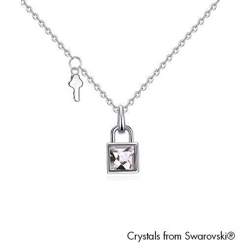 LUSH Lock Necklace