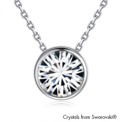 LUSH Solitaire Necklace