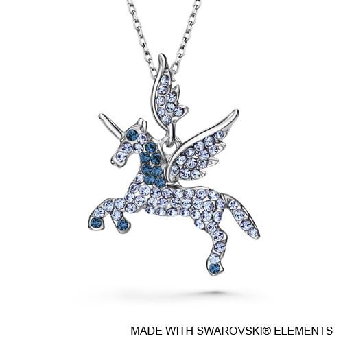 LUSH Unicorn Necklace
